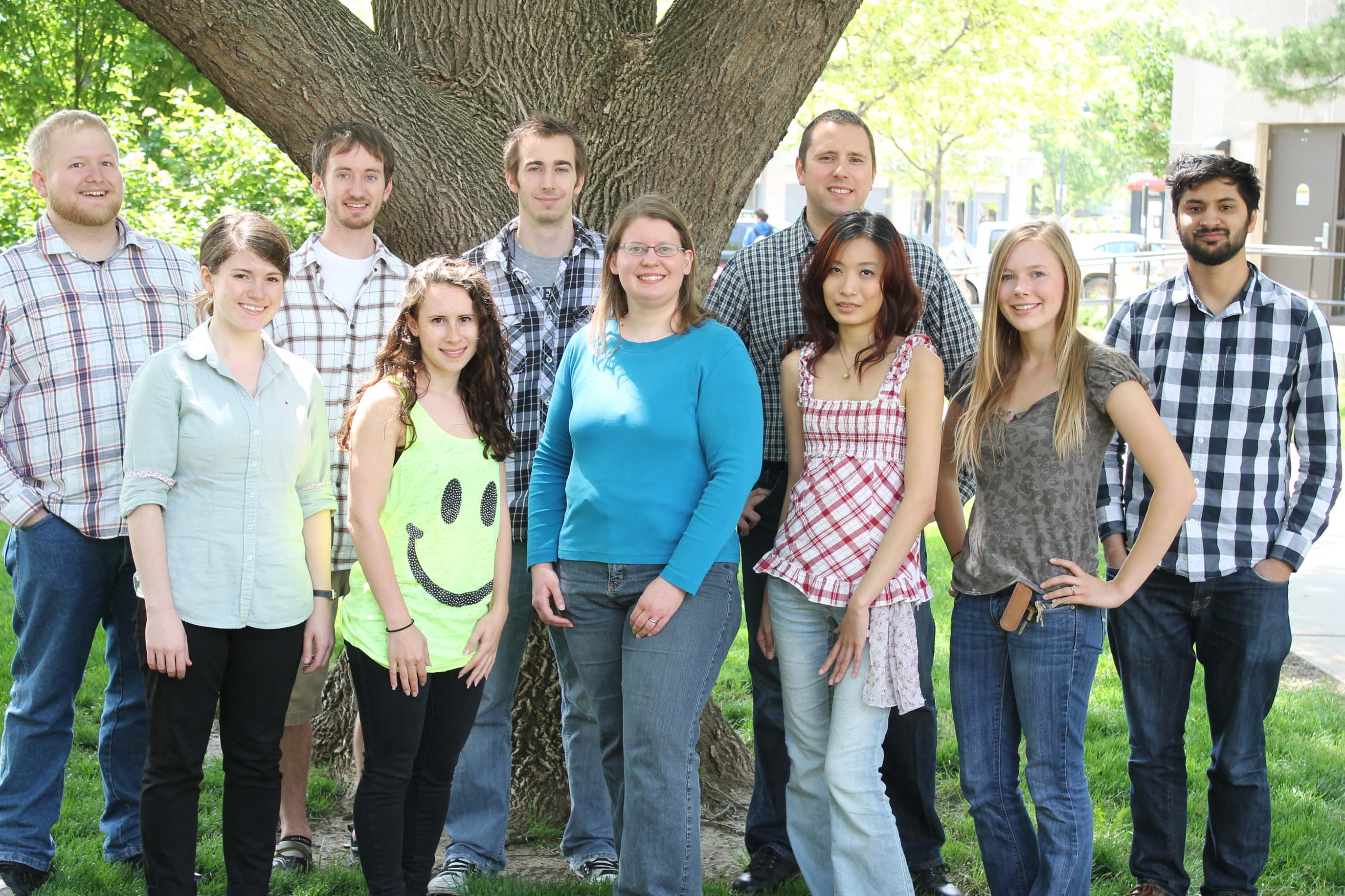 Phillips lab April, 2012