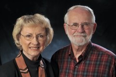 Photo of Bob and Carol Lynch